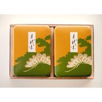 千代木 10組2缶入り箱