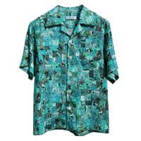 tamago - Men's shirt / Hemp fabric from Japan