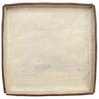 minna HITOMONOKOTO / TRAY Square White
