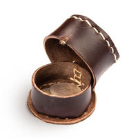 minna HITOMONOKOTO / Bridle Leather COIN BOX