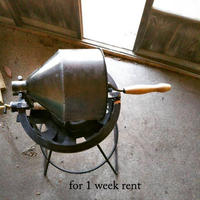 Neji COFFEE ROASTER ( for 1 week rent)ご予約