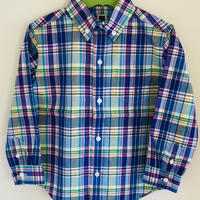 J&J チェックシャツ 3T