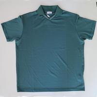 ALLEGE | V neck line t-shirt  |   GREEN