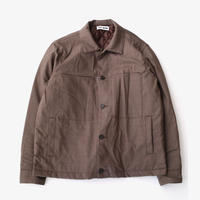 TTT_MSW | suit cover all  | brown