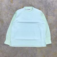 TTT MSW | Knit docking shirt | mint