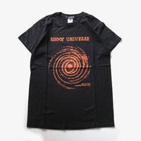 SHOOP   SHOOP UNIVERSE T-SHIRT   BLACK