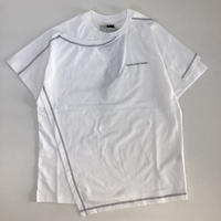 FENG CHEN WANG | 2 IN 1 T-SHIRT  | WHITE