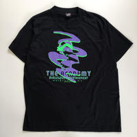 THRIFT   THE ACADEMY T-shirt   BLACK