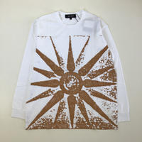 SHOOP | SUN OF VIRGINIA LONG TEE  | WHITE
