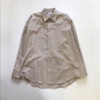 Allege. | Standard  Shirt  | BEIGE
