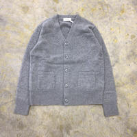 Ernie Palo | Baby Cashmere Middle Cardigan | Gray