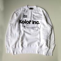 kolor | 19WCM-T06204  | WHITE