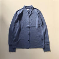 Kota Gushiken | Jersey and Full Rib Shirt | Blue