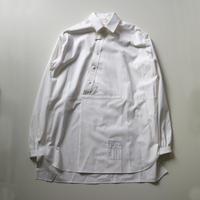 SOSHIOTSUKI | ENDING PULLOVER SHIRTS | WHITE