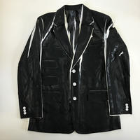 kudos | BLACK IS MINDSET JACKET | WHITE
