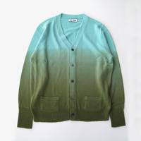 TTT_MSW | gradation cardigan  | mint