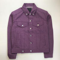 LITTLEBIG | Denim Blouson | PURPLE