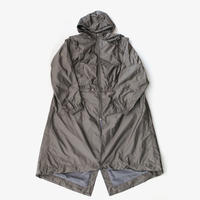 FENG CHEN WANG | DETACHABLE SLEEVE LAYERED COAT | CROCODILE