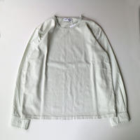 TTT_MSW | shirt sleeve long T-shirt  | grass
