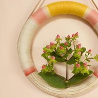 Ring Flower Vase