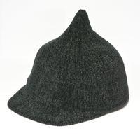 キッズ&ベビーちゃん用/秋冬/とんがりニット帽子/4色/送料無料