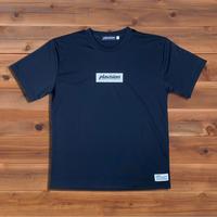 ミニBOXロゴTシャツ(ブラック)