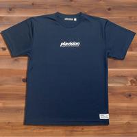 ミニロゴTシャツ (ネイビー)