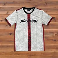 リーフ迷彩ゲームシャツ(ホワイト)