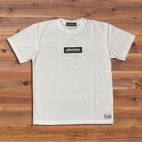 ミニBOXロゴTシャツ(ホワイト)