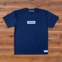 ミニBOXロゴTシャツ(ネイビー)