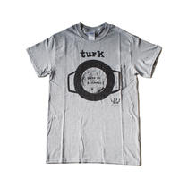 TURK ポケットT-SHIRTS(gray)Men's