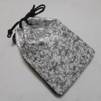 平織デニム使用 #カモフラ・#迷彩 #信玄袋