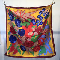 manipuri tropical scarf       65×65 / マニプリトロピカルスカーフ