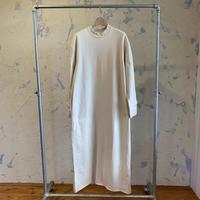 CINOH 19WCU003 LONG LENGTH T-SHIRT/チノロングレングスTシャツ