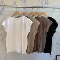 SP522    シンプルフレンチTシャツ