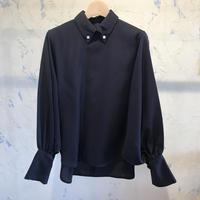 18FST020 CINOH PUFF SLEEVES SHIRT/チノパフスリーブシャツ