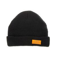 ニット帽 【ブラック】