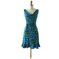 DARCY 'Beryl Blue Bouquet' Size 2