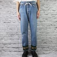 LEVI'S 501 REMAKE PANTS