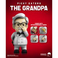 予約購入 Picky Eaters: The Grandpa by Po Yun Wang フィギュア ケンタッキー