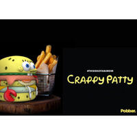 予約購入  [PREORDER] CRAPPY PATTY by Abiebi × PobberToys フィギュア アートトイ
