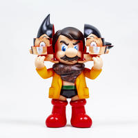 残り2個SUPER RECALL スーパーリコール Produce by FOOLS PARADISE フィギュア 玩具
