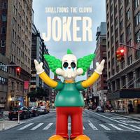 予約購入  [PREORDER] THEODORU セオドル The Clown Joker Editionフィギュア アートトイ