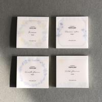 活版印刷のメモパッド