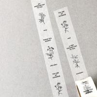 マスキングテープ メッセージ/PMT-067