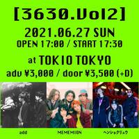 【MEMEMEION / add / ヘンショクリュウ】3630 vol.2