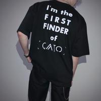 【10/24~11/2 期間限定】FIRST FINDER × gatoコラボTシャツ