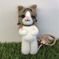 猫 グローブホルダー☆