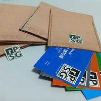 rPSG 革製カード入れ(直筆サイン名刺付き)