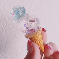 ice cream Dome*double*